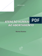 Atencao Humanizada Abortamento Norma Tecnica 2ed