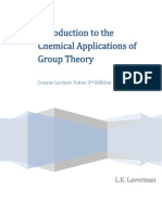 Group Theory - Lecture Notes Complete 3rd Ed