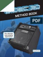 B DEC30 MethodBook