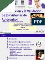 AENOR - 7 Errores Del HACCP