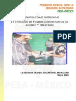 Fondos Ahorro Michoacan