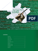 The Case for Lead 2013