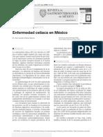Enfermedad Celíaca en México