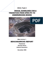 Benchmarking Final Report
