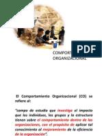 Tema 1.1 Comportamiento Organizacional