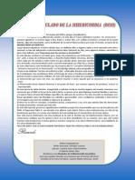 Mensaje Especial del Dr. Ricardo Castañón al DIMI