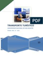 Universidad Nacional de San Agustín Transportes