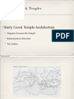 Lecture 6 Greek Temples