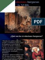 01. Las Revoluciones Burguesas (XVIII)