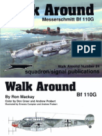 SSP - Walk Around 024 - Messerschmitt Bf 110G