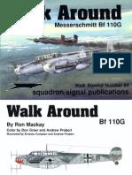 SSP - Walk Around 024 - Messerschmitt Bf 110G