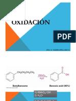 Aromáticos-Oxidaciones y Reducciones