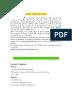 ICSI Executive Course