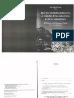 El Qhapaq y La Integración de La Provincia Charcas Michel y Ballivián 2013
