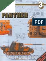 [Aj Press Tank Power n 03] [Pzkpfw. v Panther Vol.3]
