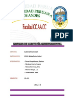 Monografia de Auditoria Financiera i