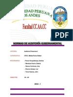 Monografia de Auditoria Financiera i