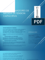 Transformadores de Media Tension Capacitivo