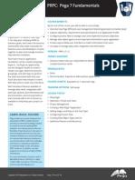 PRPC Pega 7 Fundamentals SS Datasheet 2014