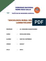 Monografia El Agro Lambayecano