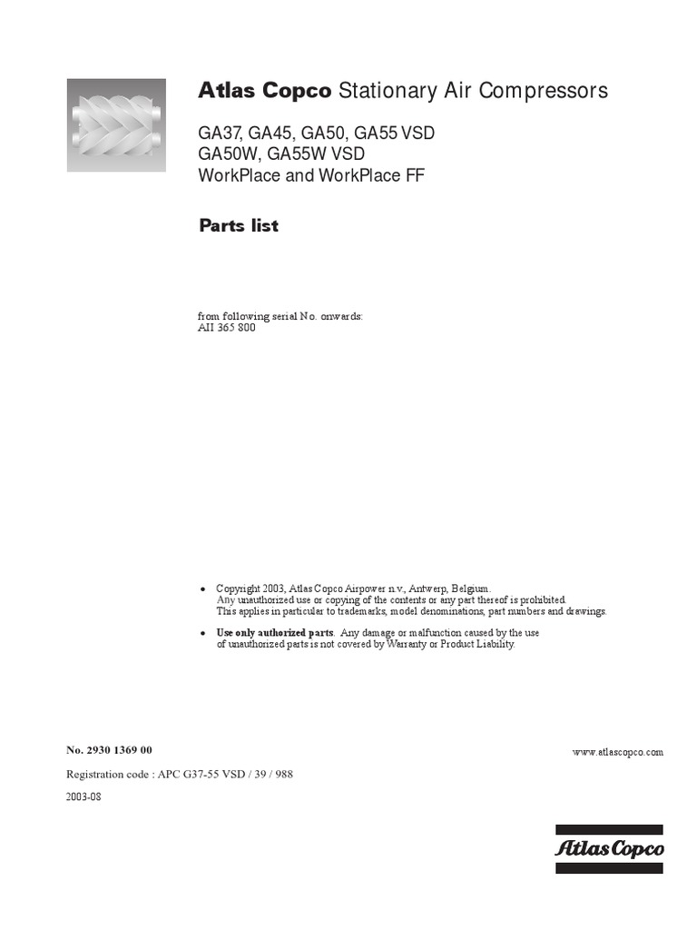 1509611252 lista de partes compresor atlas copco ga 37 ff pdf atlas copco ga 75 wiring diagram at reclaimingppi.co