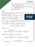 Fibonacci - Exercícios Resolvidos