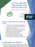 Proyecto de Cableado Estructurado Sena Centro de Servicios