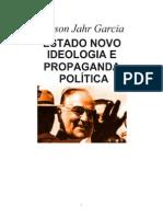 Estadonovo - Livro Nélson Jahr Garcia