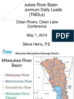 2014 Clean Rivers, Clean Lake Conference