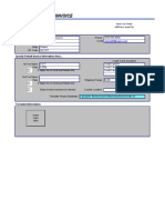 Customize Your Invoice