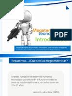 Megatendencia Tecnologica Intro