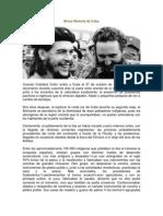 Breve Historia de Cuba
