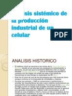 Análisis Sistémico de La Producción Industrial de Un