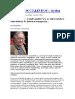 Chomsky - El Neoliberalismo en La Universidad-sinULA