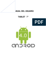 Manual Android 4.0 en Español