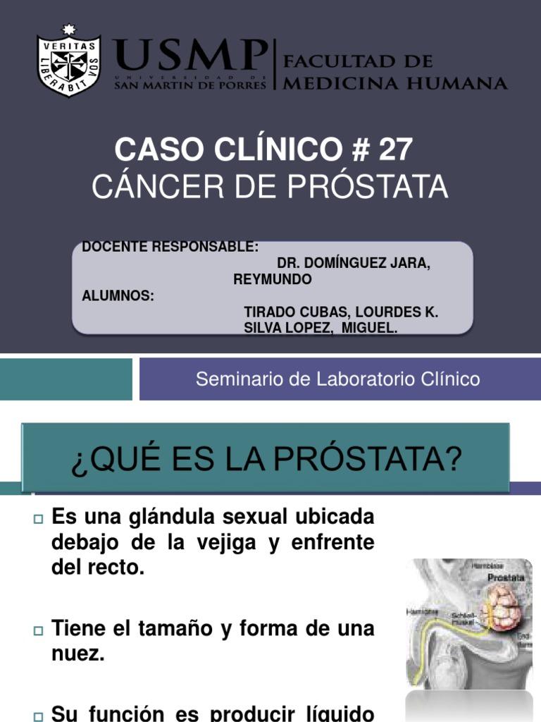 qué función realiza la próstata
