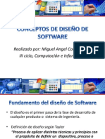 Conceptos de Diseño de Software