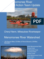 2014 Clean Rivers, Clean Lake Conference -- MN WAT Update