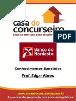 Apostila BNB2014 ConhecimentosBancarios EdgarAbreu