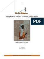 Darfur Assessment 2011