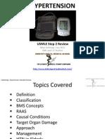 Essential Hypertension Review   USMLE Step 2