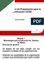 Modulo 1 CCDA - Metodologia de Diseño1
