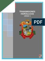TRANSMISIONES  HIDRÁULICAS