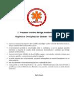 Prova Lauremc 01.2014