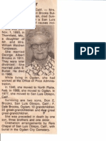Mable Blanche Butler Obituary