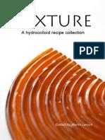 Hydrocolloid Recipe Collection v2