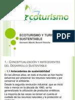 Ecoturismo y Turismo Sustentable