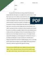 edfd assessment 1-letter
