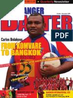 Banger Banter Newsletter, 4th Quarter 2009