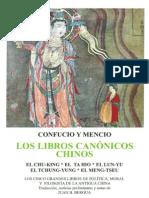 Confucio y Mencio - Los Libros Canonicos Chinos